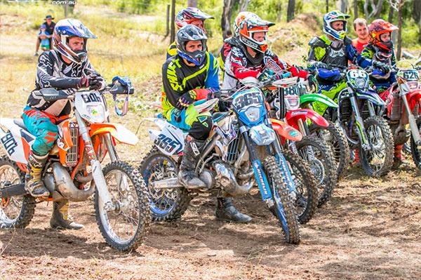 2016 Yamaha AORC - Round 2 - Kilkivan, Qld - Non Pro Classes
