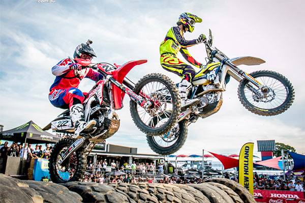 2016 New Holland AG Clipsal500 Enduro-X Presented by Monster Energy