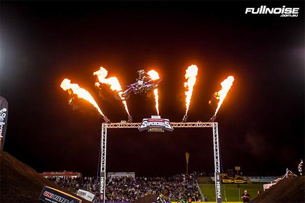 2019 Australian Supercross Championship - Round 3 - Wollongong NSW