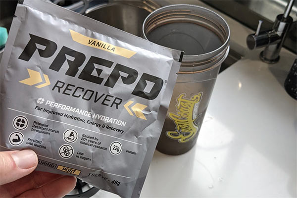 PREPD Hydration drinks Review Image