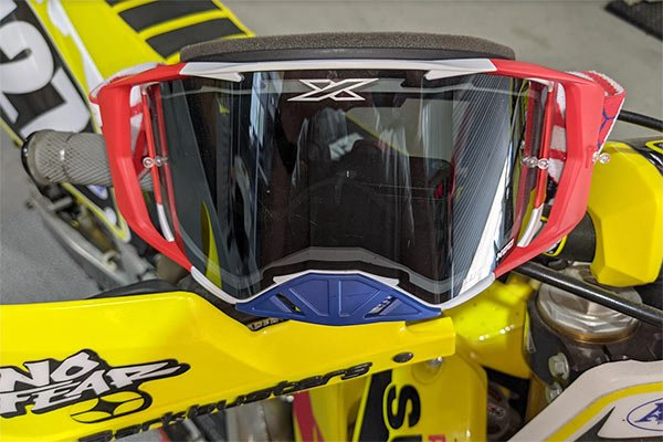 Lucid EKS Brand goggles