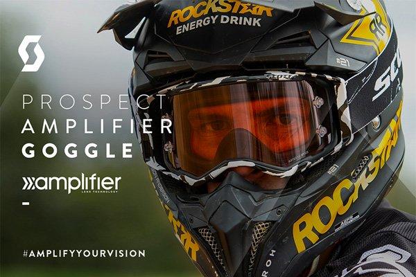 SCOTT Prospect Amplifier Goggle