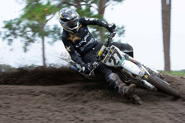 Motocross and Supercross riderMalcolm Stewart signs with Signs With Rockstar Energy Husqvarna Factory Racing Team