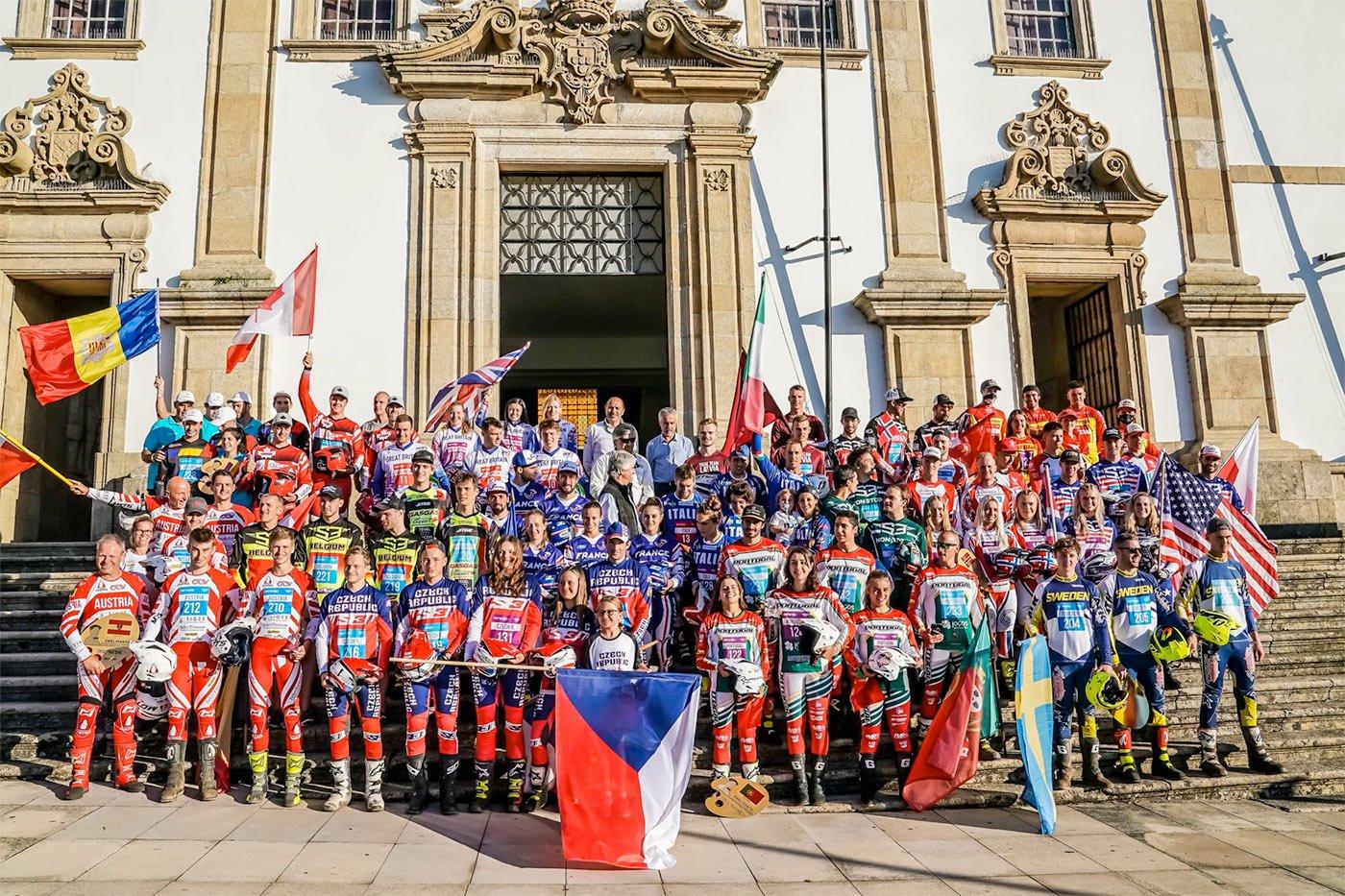 2021 Trial des Nations Teams