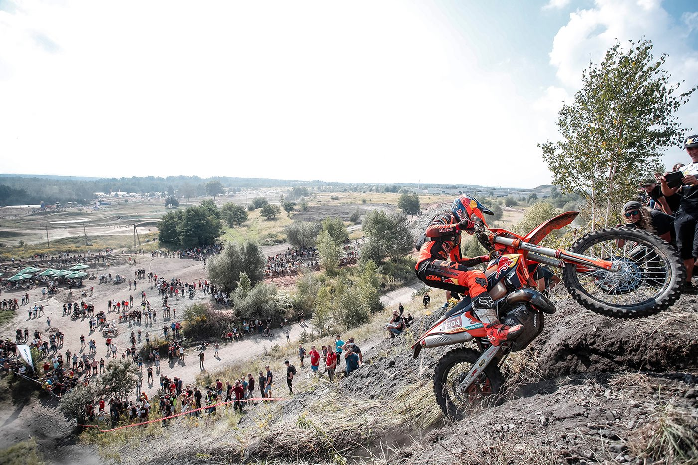 FIM Hard Enduro World Championship rider Manuel Lettenbichler