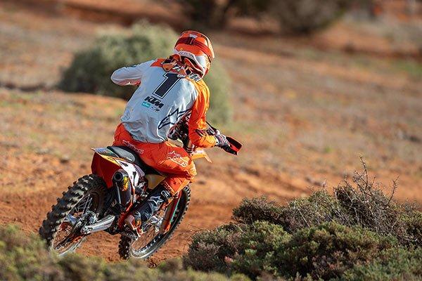 Multiple Australian Off-Road Champion Daniel Milner